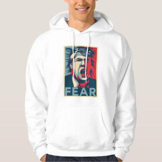 FEAR Anti-Trump Hope Poster Hoodie