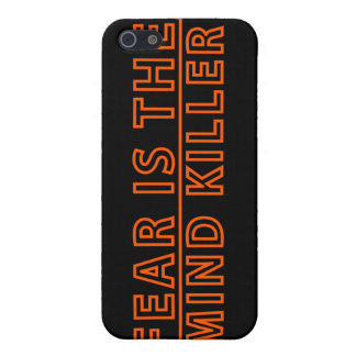 Fear Is The Mind Killer Video Game i iPhone 5/5S Cover