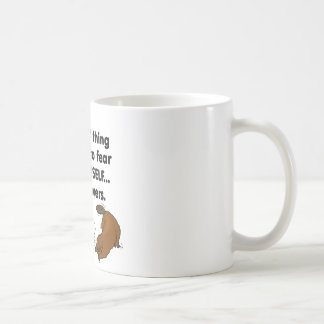 Fear Itself Beavers Coffee Mug