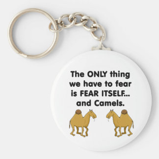 Fear Itself Camels Keychain