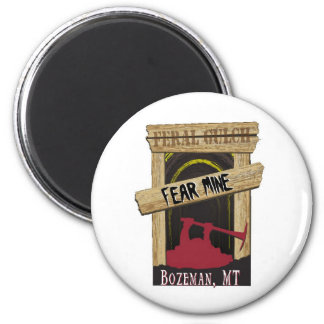 Fear Mine Magnet