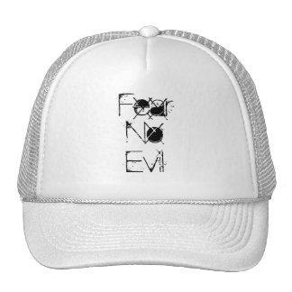 Fear No Evil Trucker Hat