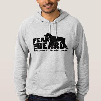 Fear the Beard - Deutsch Drahthaar Hoodie