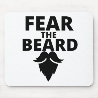 Fear the Beard Mouse Pad
