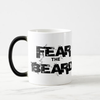 FEAR THE BEARD mug