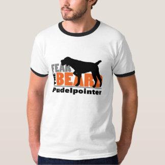 Fear the Beard - Pudelpointer T-Shirt
