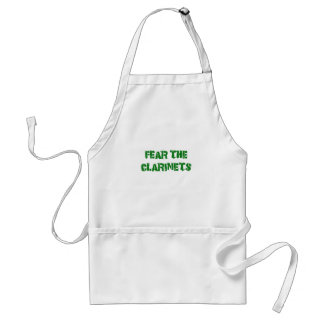 Fear the Clarinets Standard Apron