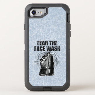 Fear The Face Wash (Hockey) OtterBox Defender iPhone 8/7 Case