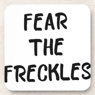 Fear the Freckles Coaster
