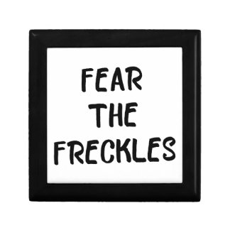 Fear the Freckles Gift Box