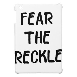 Fear the Freckles iPad Mini Case