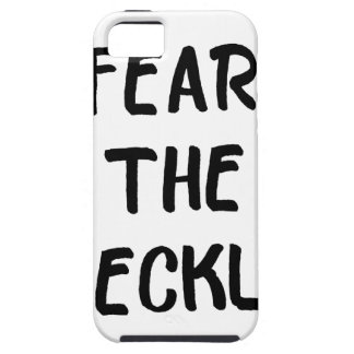 Fear the Freckles iPhone 5 Covers