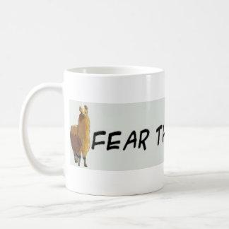 Fear the Llama Mug