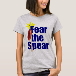 Fear the Spear Tai Chi Shirt