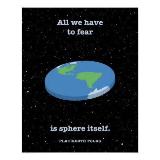 Fear the Sphere Poster