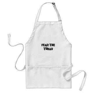 Fear the Tubas Standard Apron