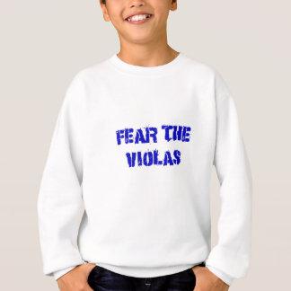 Fear the Violas Sweatshirt