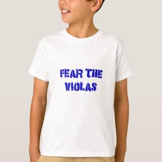 Fear the Violas T-Shirt