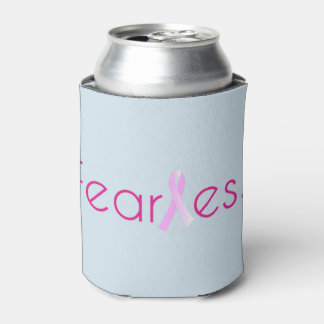 Fearless Breast Cancer Awareness Can Cooler