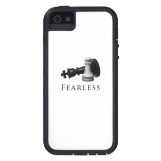 Fearless Chess iPhone 5 Cover