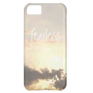 Fearless dawn dusk sky landscape cloud photo iPhone 5C cover