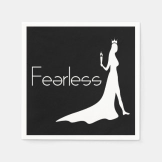 Fearless Disposable Napkins