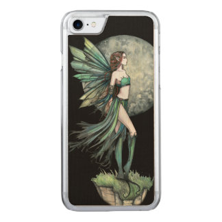 Fearless Fairy Fantasy Art by Molly Harrison Carved iPhone 7 Case