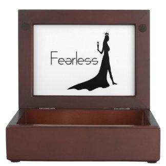 Fearless Keepsake Box