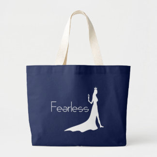 Fearless Large Tote Bag