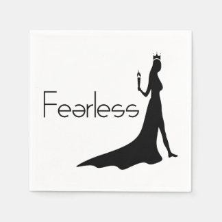 Fearless Paper Napkin