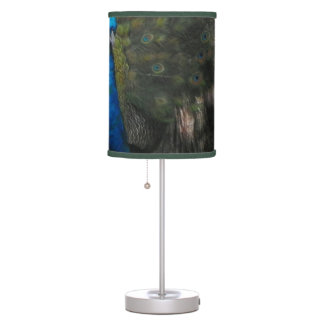 FEARLESS PEACOCK Table Lamp