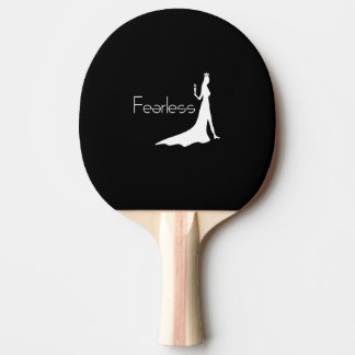 Fearless Ping Pong Paddle