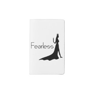Fearless Pocket Moleskine Notebook