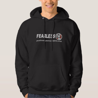Fearless - Positive Impact Martial Arts Hoodie