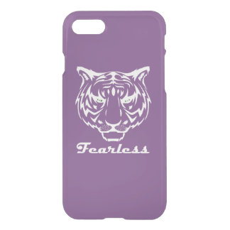 Fearless Tiger Deflector Phone Case
