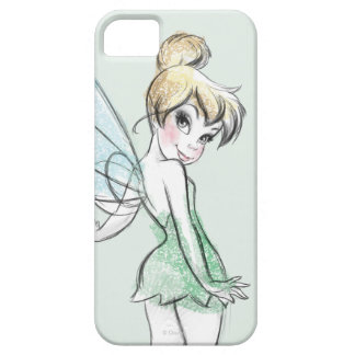 Fearless Tinker Bell Case For The iPhone 5