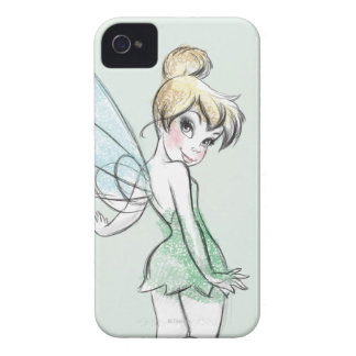 Fearless Tinker Bell iPhone 4 Case-Mate Cases