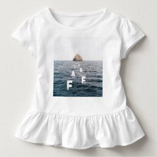 { Fearless } Toddler Ruffle T-Shirt