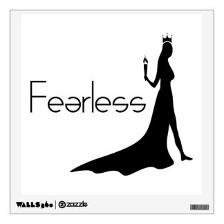 Fearless Wall Decal