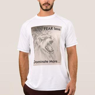 FearLessDominateMoreLionShirt T-Shirt