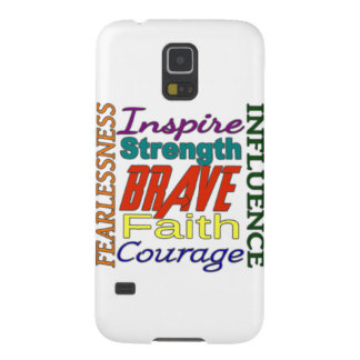 Fearlessness Courage Faith Etc Word Picture Galaxy Nexus Cover