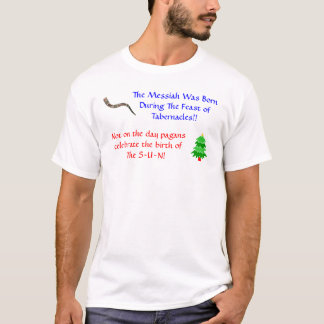 FEAST DAY or Holiday? T-Shirt