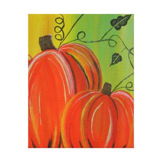Feast of Harvest Canvas Print