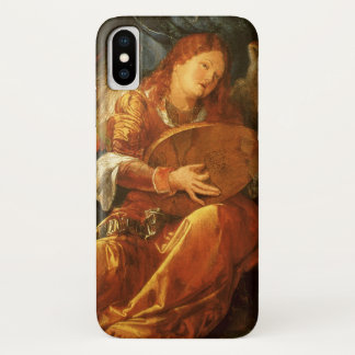 Feast of the Rose Garlands Angel by Albrecht Durer Case-Mate iPhone Case