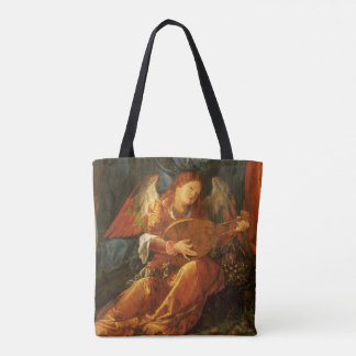 Feast of the Rose Garlands Angel by Albrecht Durer Tote Bag