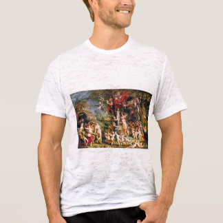 Feast Of Venus By Rubens Peter Paul (Best Quality) T-Shirt
