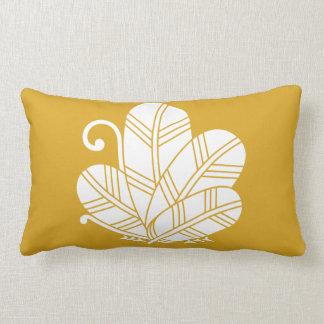 Feather butterfly of 鷹 lumbar pillow