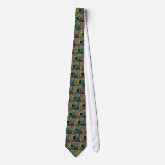 Feather Crazy Tie
