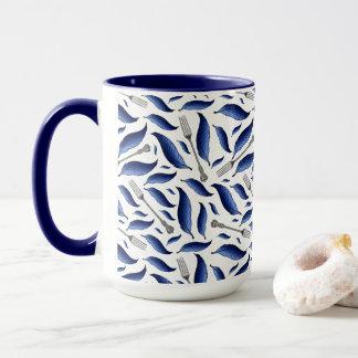 Feather & Fork Coffee Mug