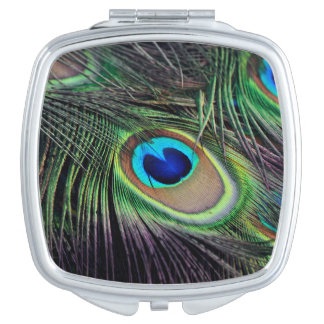 Feather Mirrors For Makeup